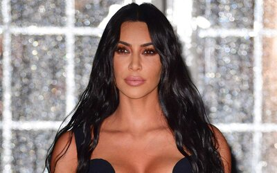 2e2adefa98f Kim Kardashian Looks Completely Unbothered by the -15 Degree Weather ...
