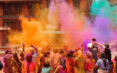 What Is Holi and How Do You Celebrate? | Travel + Leisure