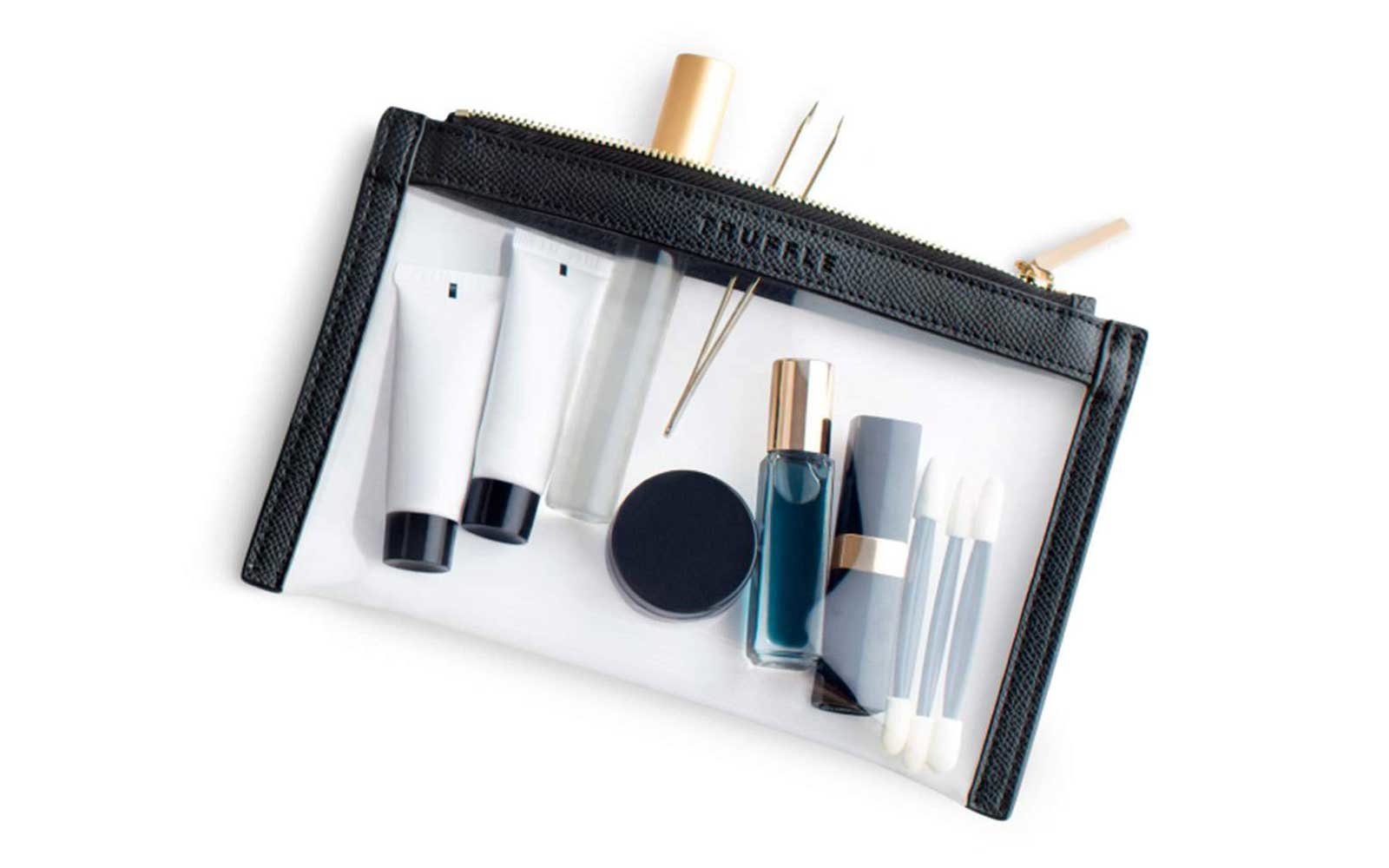 Clear Toiletry bag for travelers