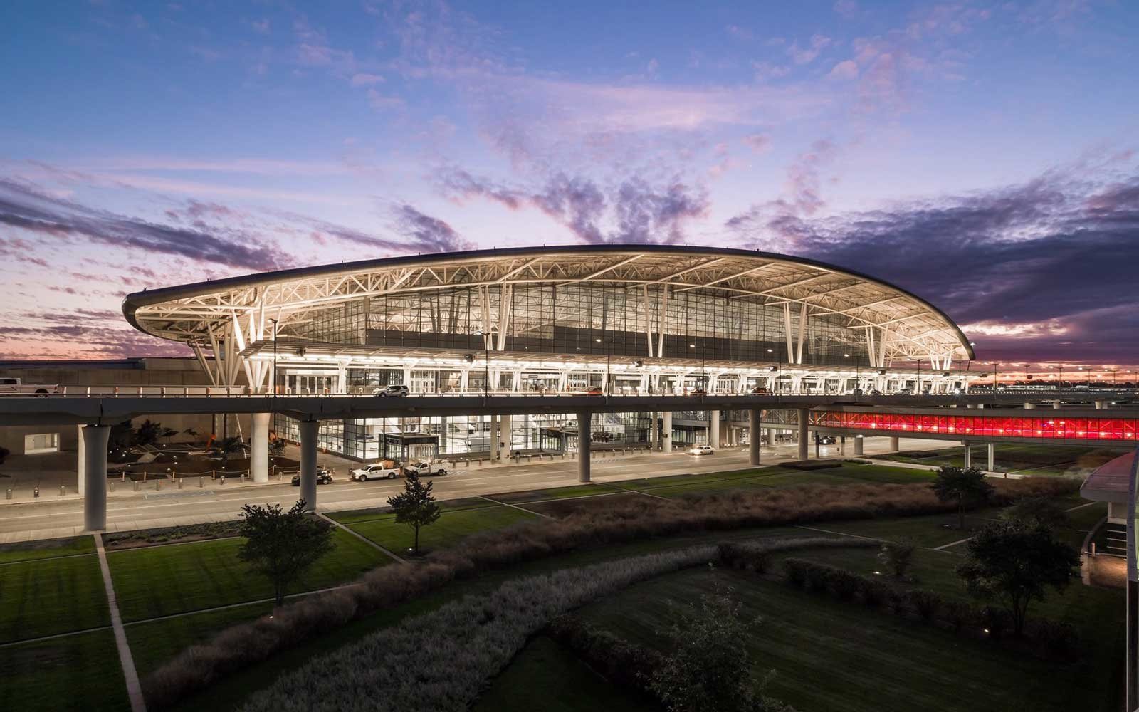 The Indianapolis International Airport is one of the best airports in North America.