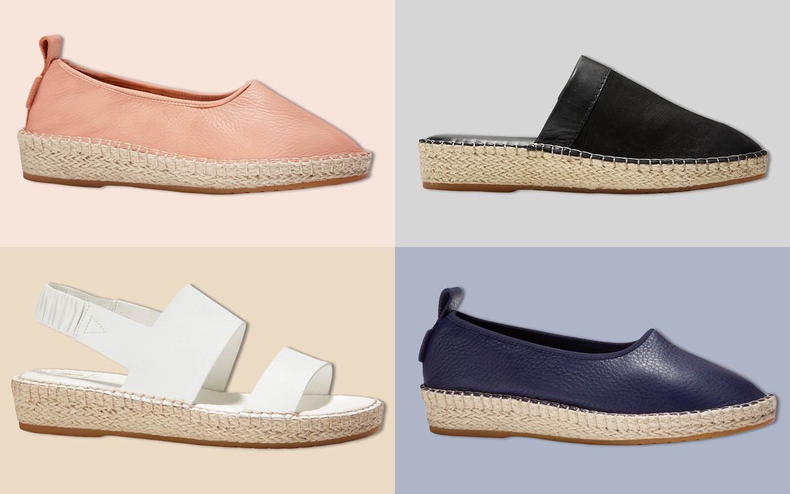 f3b4ca14d6d Cole Haan Just Made the Perfect Espadrilles for Travel — and They ...