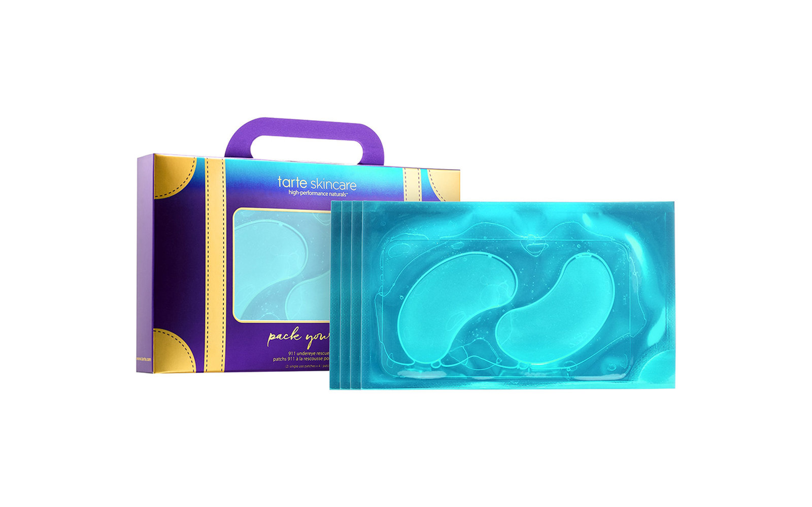 Tarte Pack Your Bags Patches