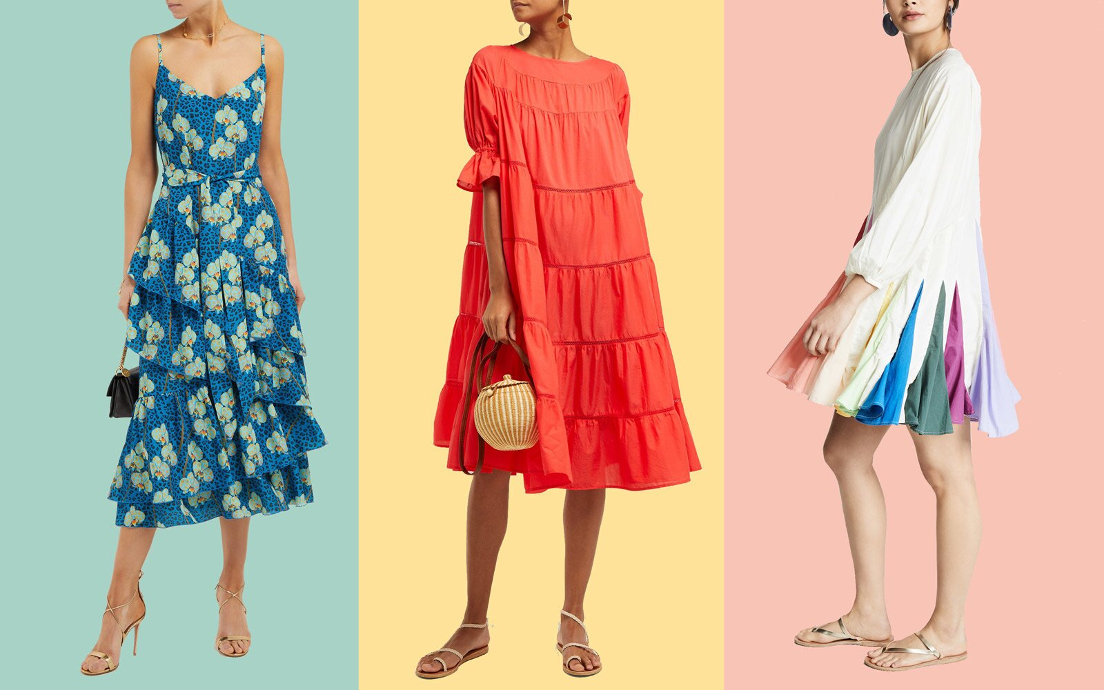 f8a279fc Where to Find the Prettiest Flowy Spring Dresses | Travel + Leisure