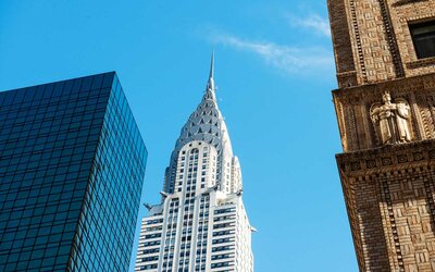The Chrysler Building May Become New York City's Coolest New
