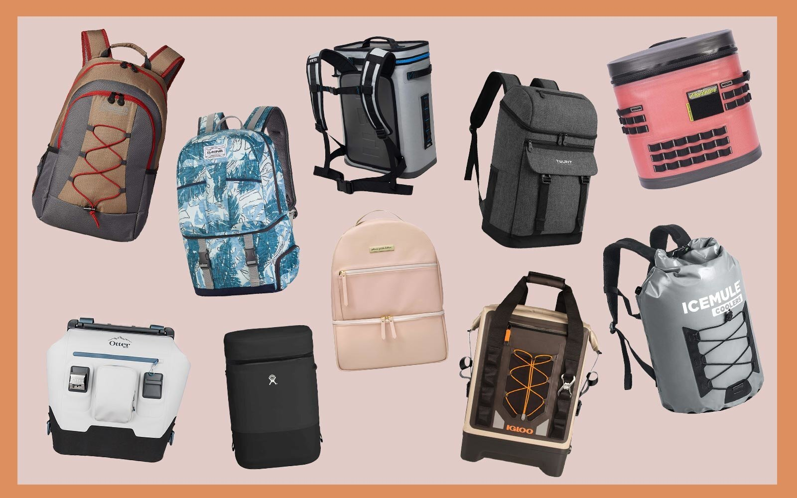 d7a45a97e42d The 11 Best Backpack Coolers You Can Buy in 2019 | Travel + Leisure