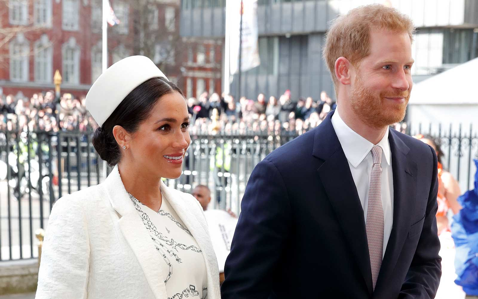 Duke and Duchess of Sussex - Meghan and Harry