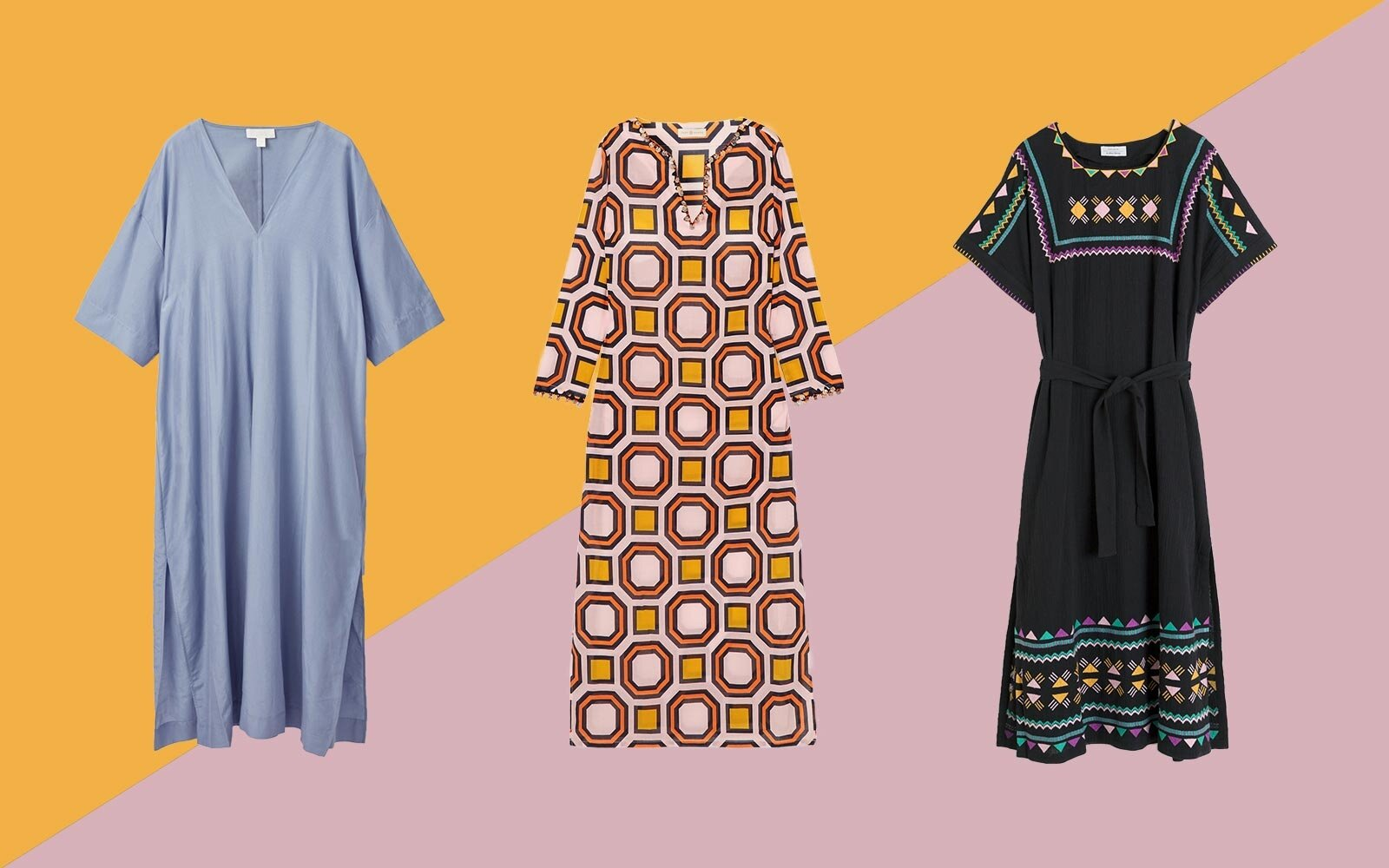 c0e3916ae Stylish Caftan Dresses You'll Bring on Every Beach Vacation | Travel ...