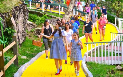 North Carolina's 'Wizard of Oz' Theme Park Is Reopening for