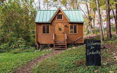 This Tiny House Is the Most Popular Airbnb in Tennessee