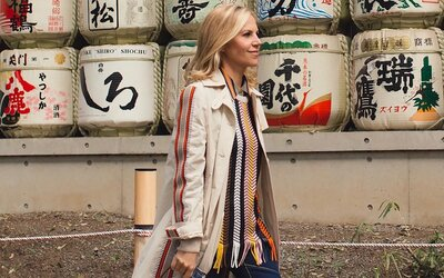 dcf05530dab56 Where Designer Tory Burch Shops in Tokyo — and 5 Things She Always ...