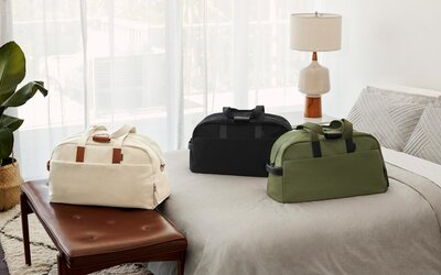 93230aec2 Away Just Launched Its First Duffel Bag | Travel + Leisure