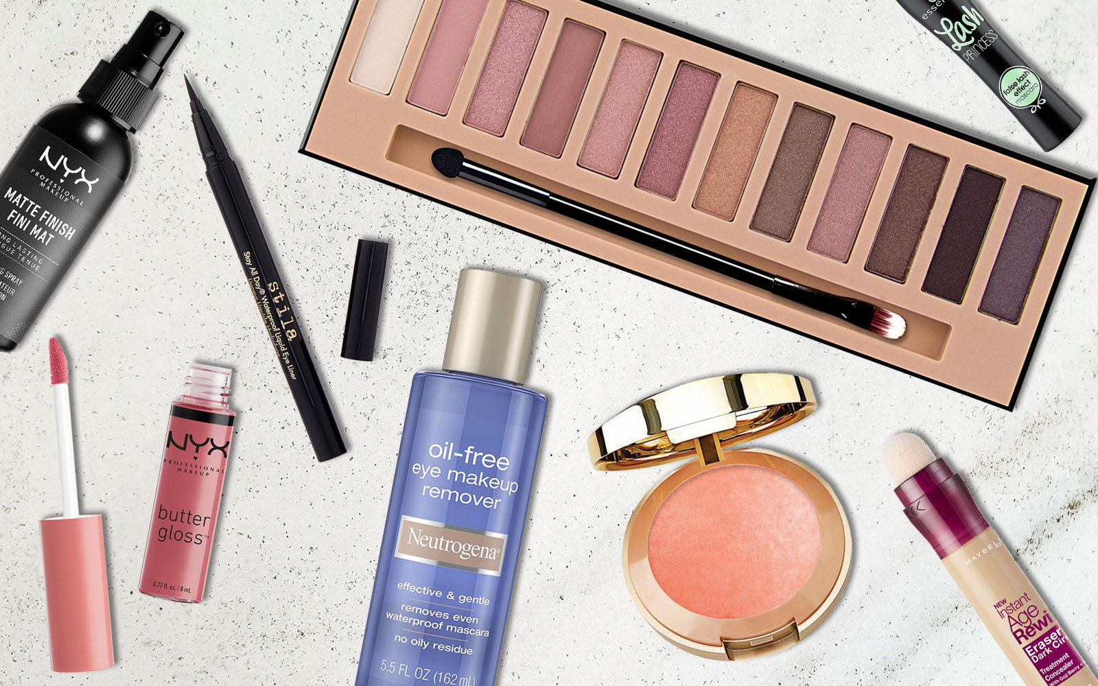 This Is the Best Makeup You Can Buy on Amazon, According to Reviews