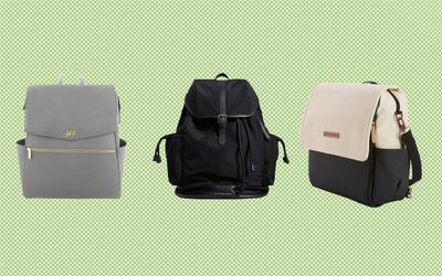 280c7dda7527 The Best Diaper Bags and Backpacks for Traveling Parents | Travel + ...