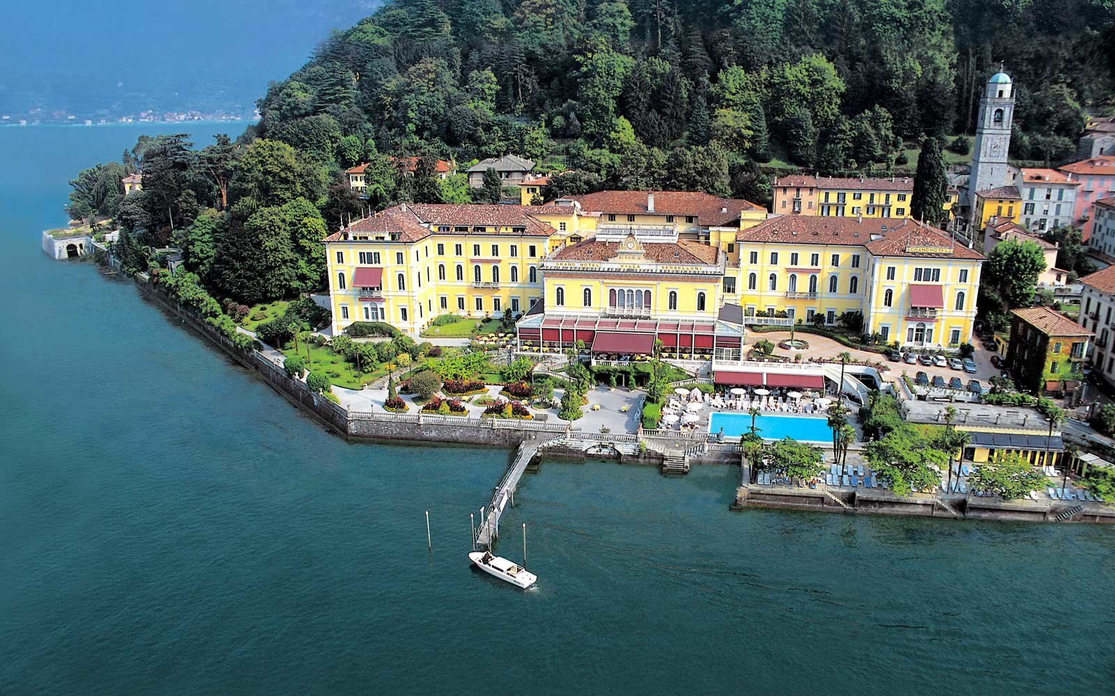 The Top 10 Resort Hotels in Italy