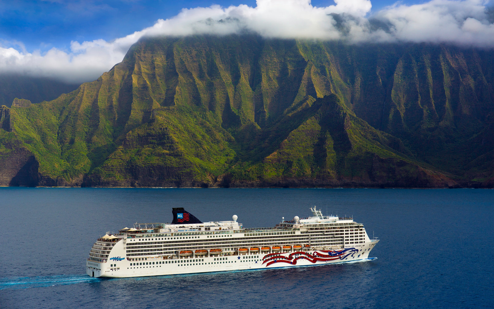 Hawaii trip, Norwegian Cruise Line