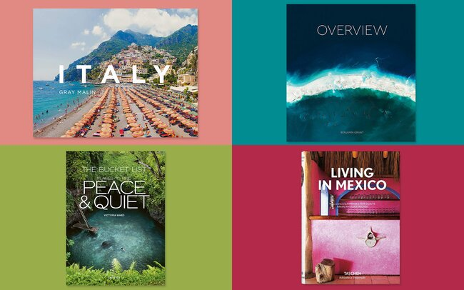 coffee table books travel