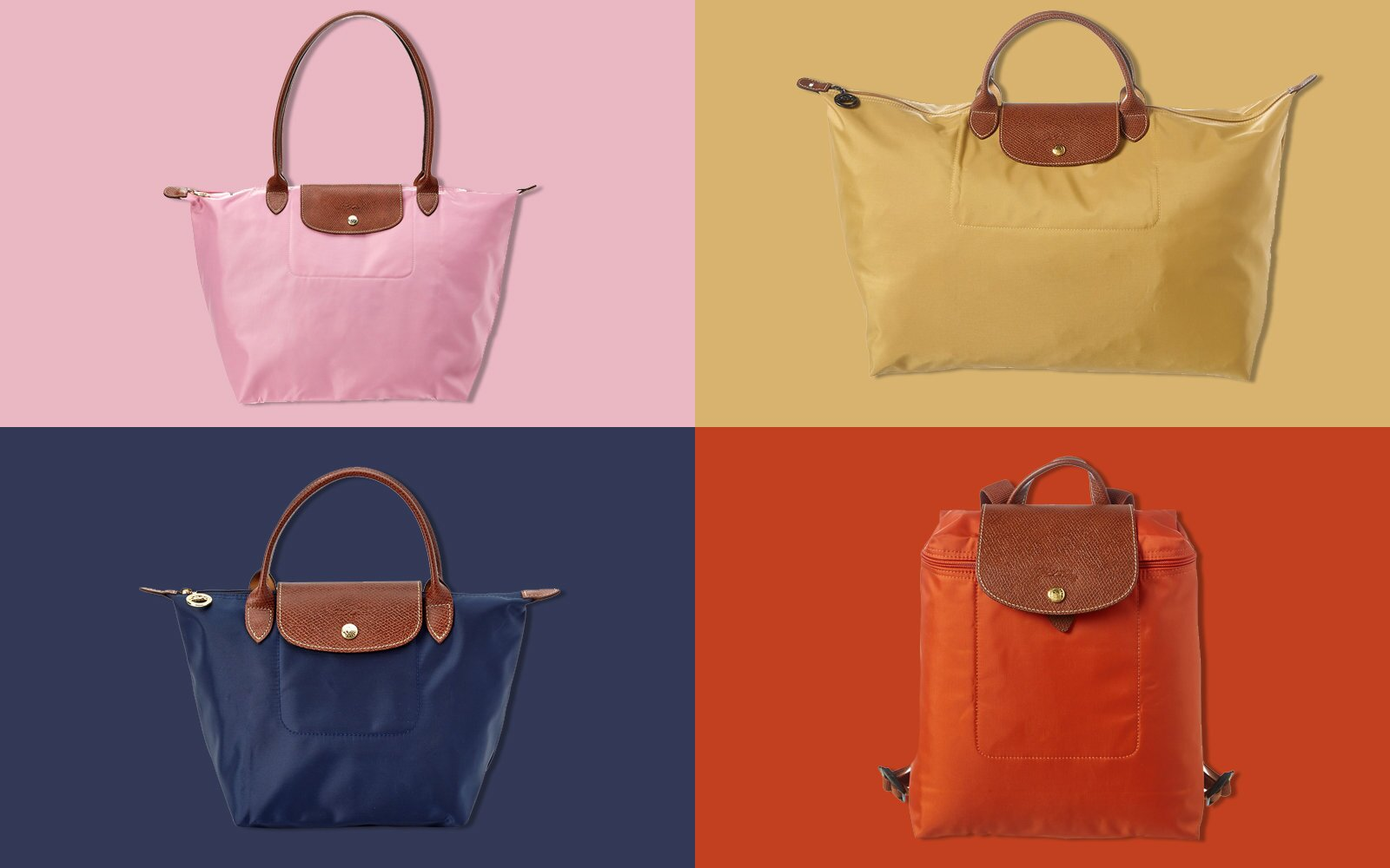 50776431c Longchamp's Best Travel Bags Are up to 70% off on This Secret Sale Site  Right Now