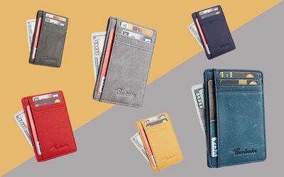 We Found Your New Go-to Travel Wallet — and It's Only $10 on