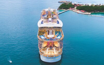 Royal Caribbean's Oasis of the Seas Is Getting a $165