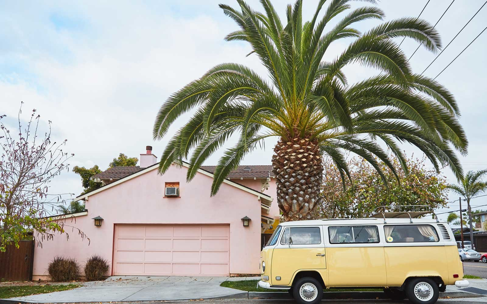 A colorful scene can be seen on the streets of Carlsbad.