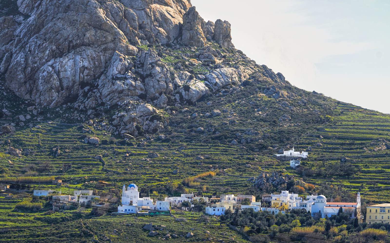 This Greek Island 30 Minutes From Mykonos Has All the Charm and None of the Crowds (Video)