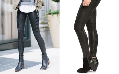c78f983dff4128 These Top-rated Spanx Leggings Are the Chicest Compression Leggings ...
