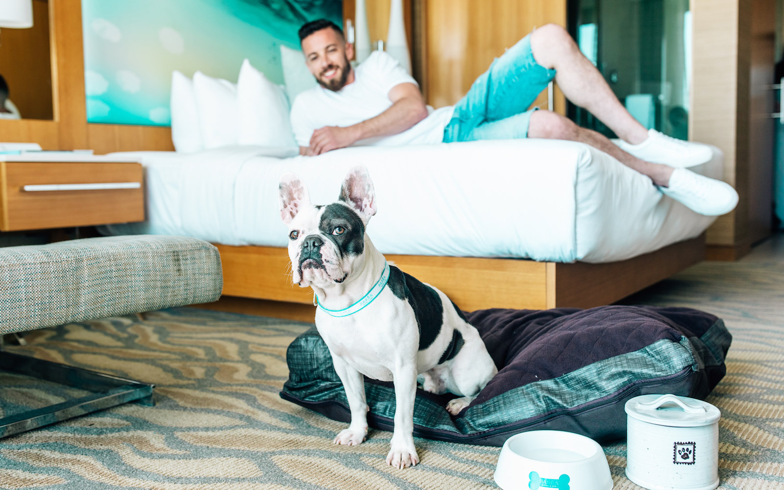Paséa Hotel & Spa Huntington Beach, CA dog-friendly hotel