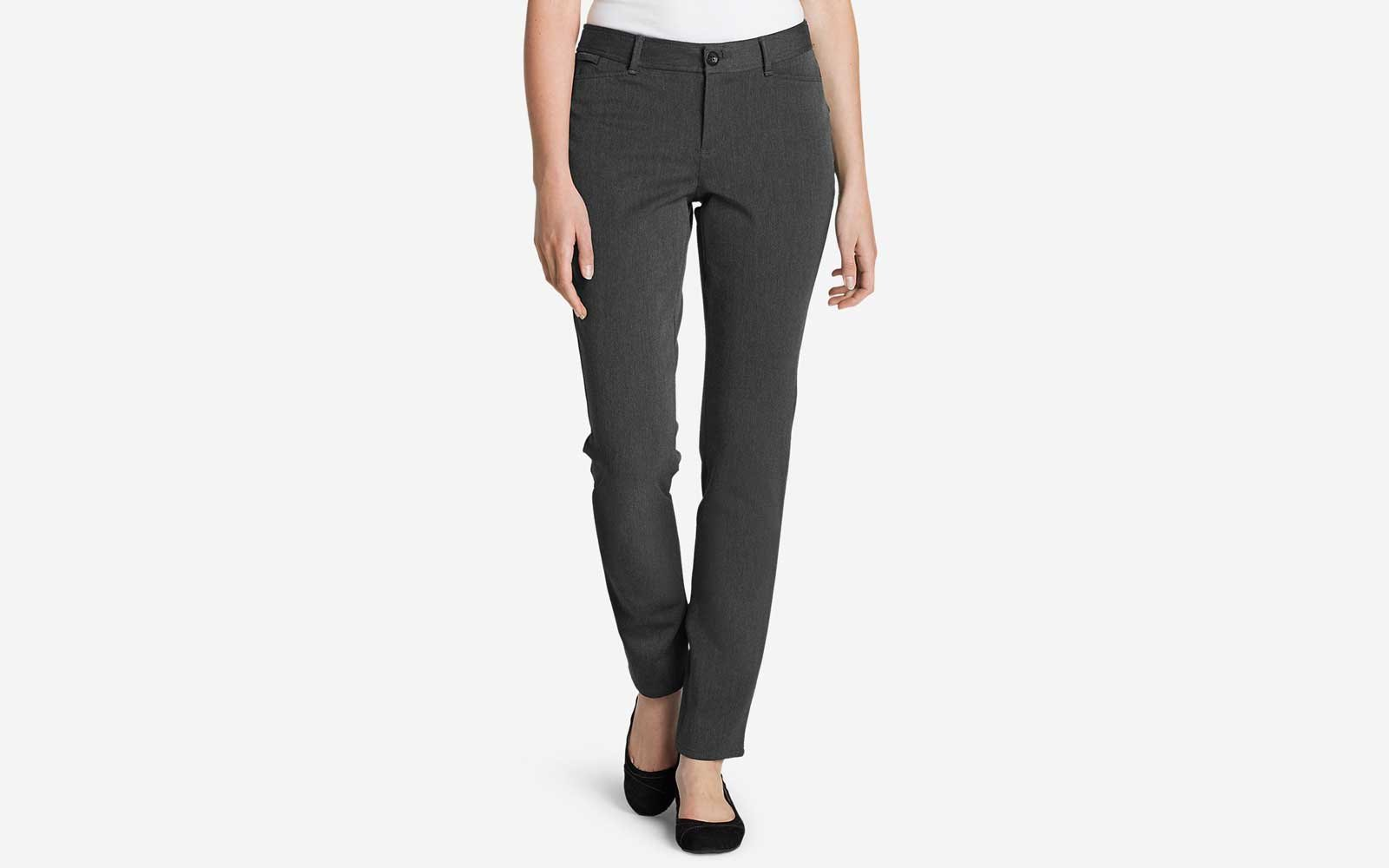 best eddie bauer travel pants for women
