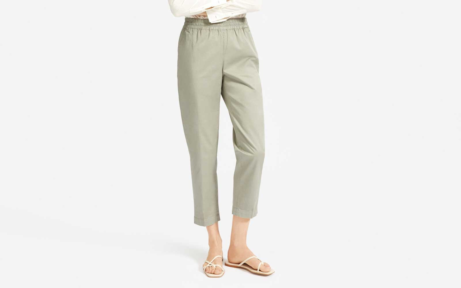 best travel pants for women everlane