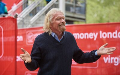The Incredible Reason Why Richard Branson Started Virgin