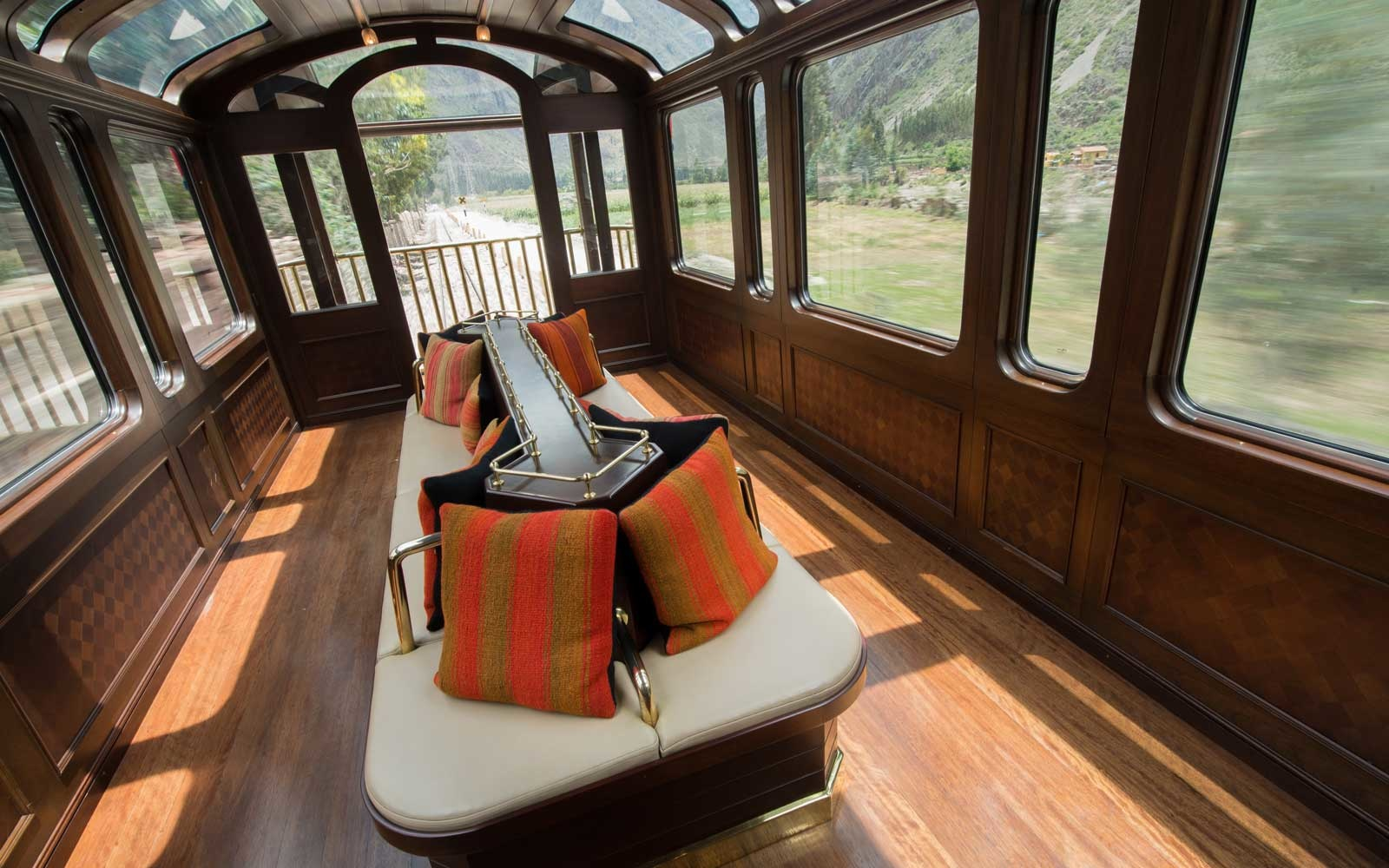 This Luxury Train to Machu Picchu Winds Through the Peruvian Highlands in Style (Video)