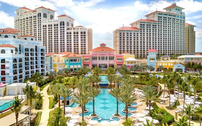 The Bahamas' Popular Baha Mar Is Open and It's Getting