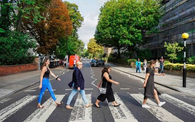 The Beatles Dropped Abbey Road 50 Years Ago But This
