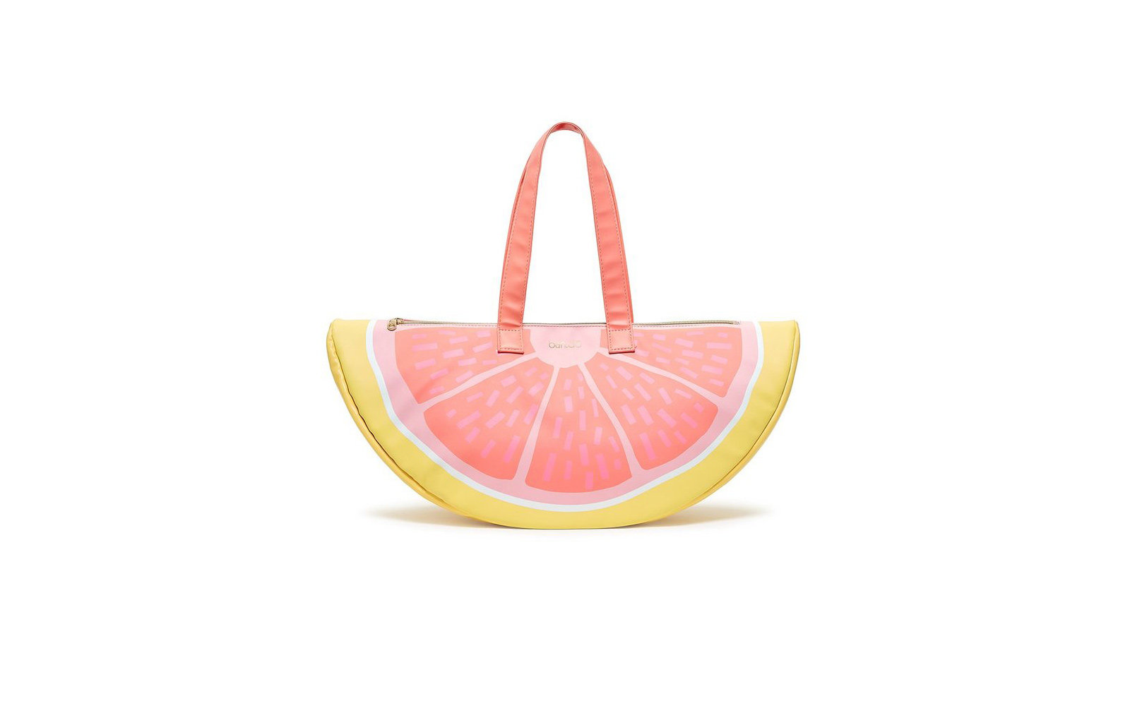 Ban.do Grapefruit Insulated Cooler Bag