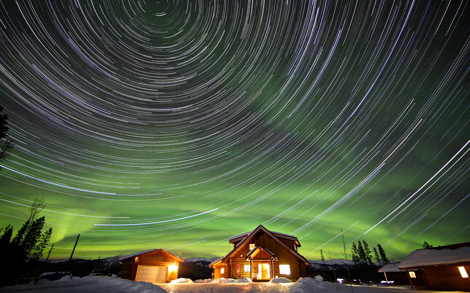 Northern Lights Resort and Spa, Canada