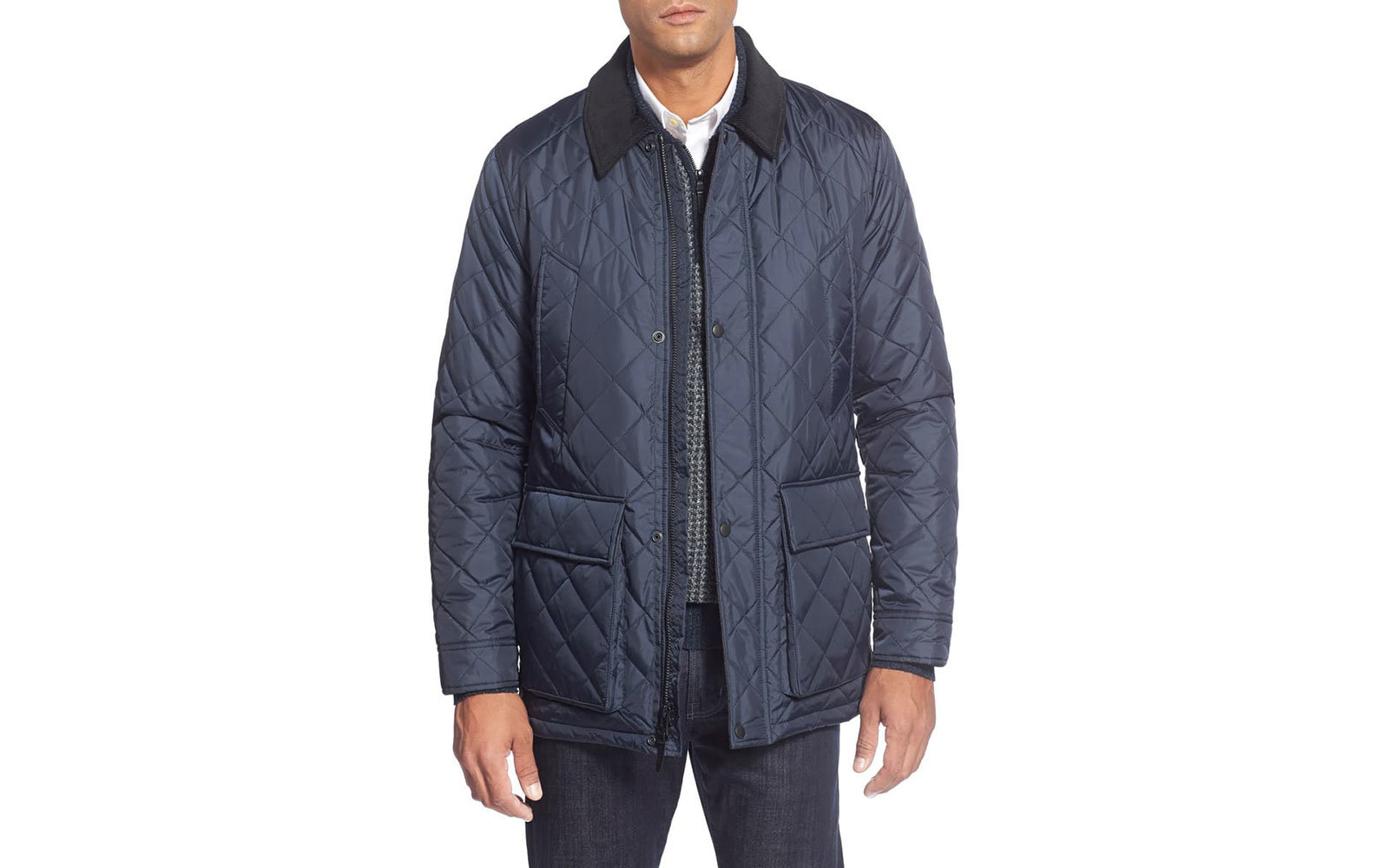 Quilted Jacket COLE HAAN