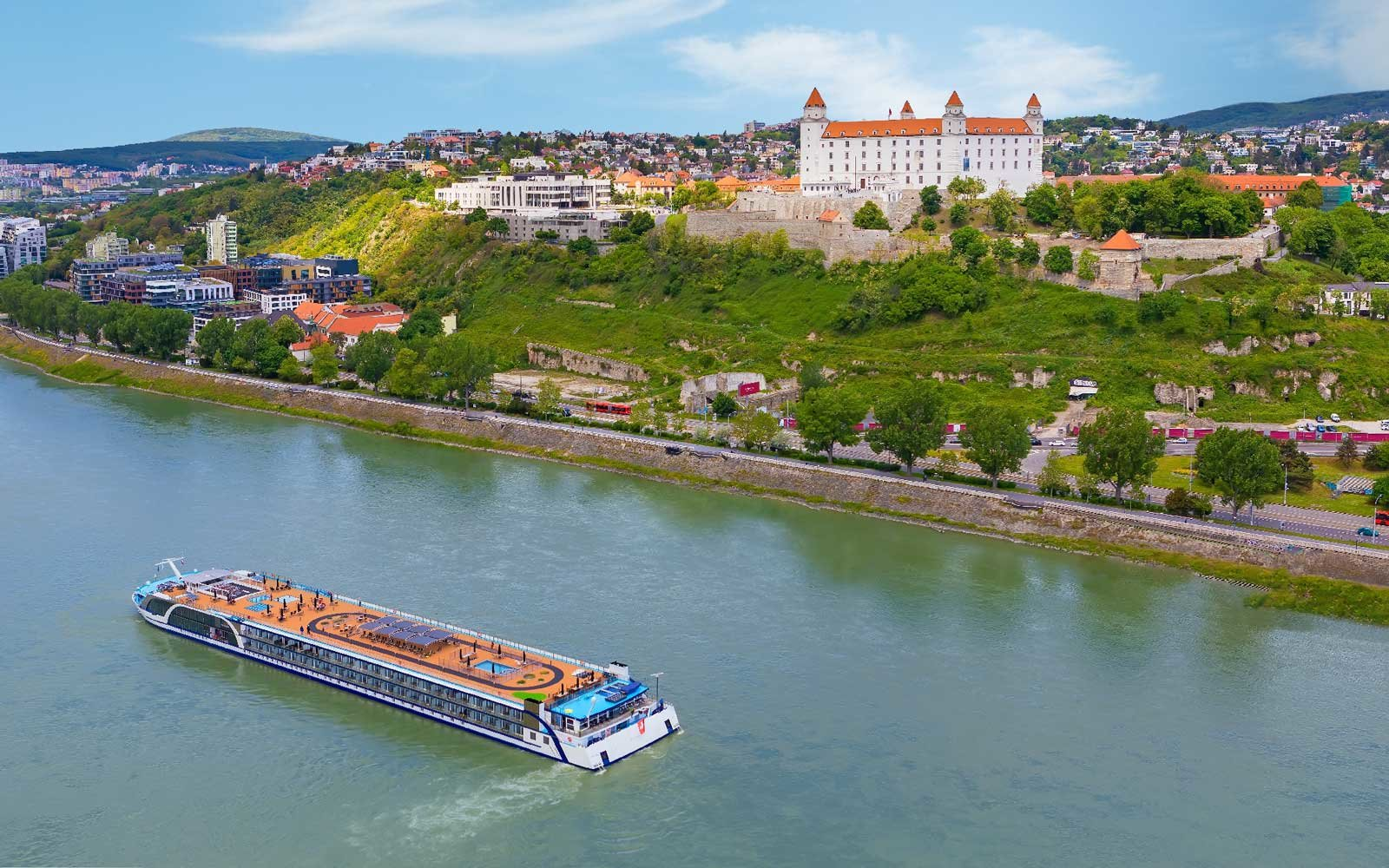 AmaMagna by AmaWaterways, Danube River