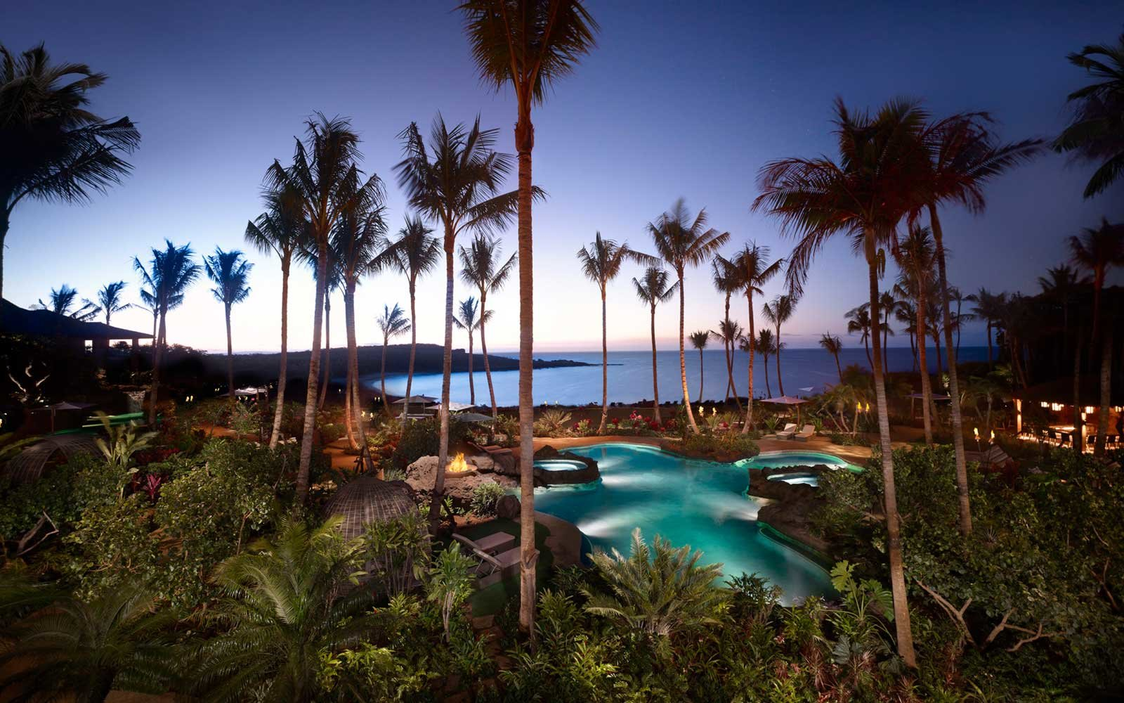 The Four Seasons Resort Lanai, Lanai City, Hawaii