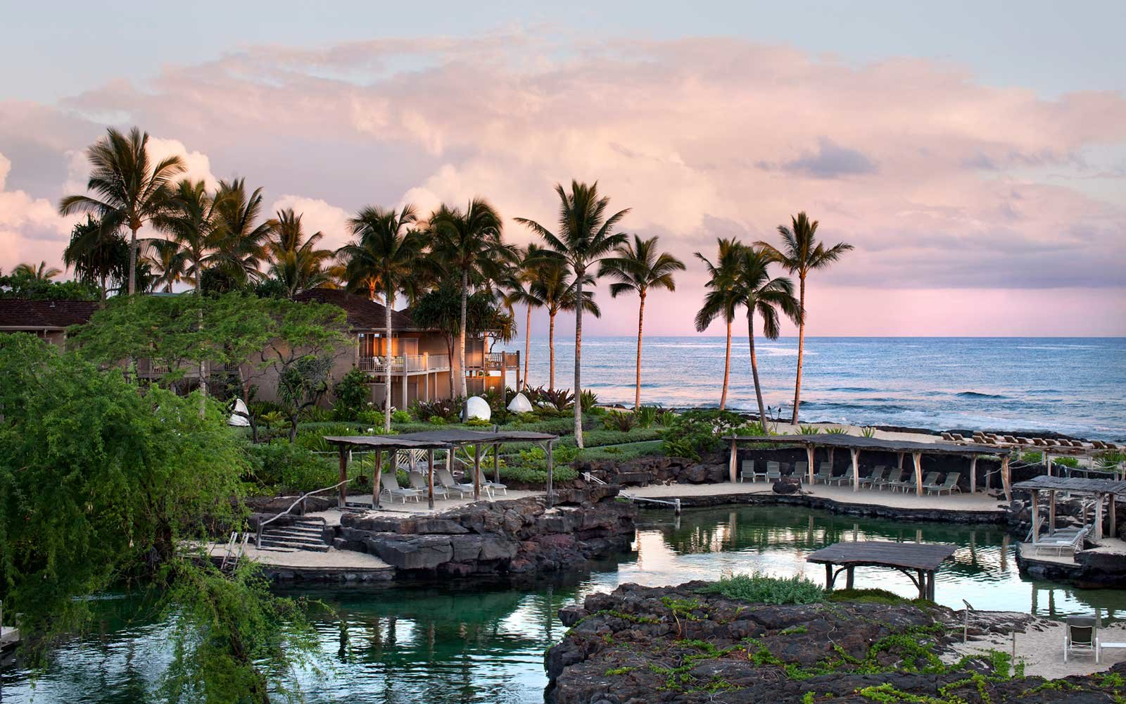 Four Seasons Resort Hualalai, Kailua-Kona, Hawaii