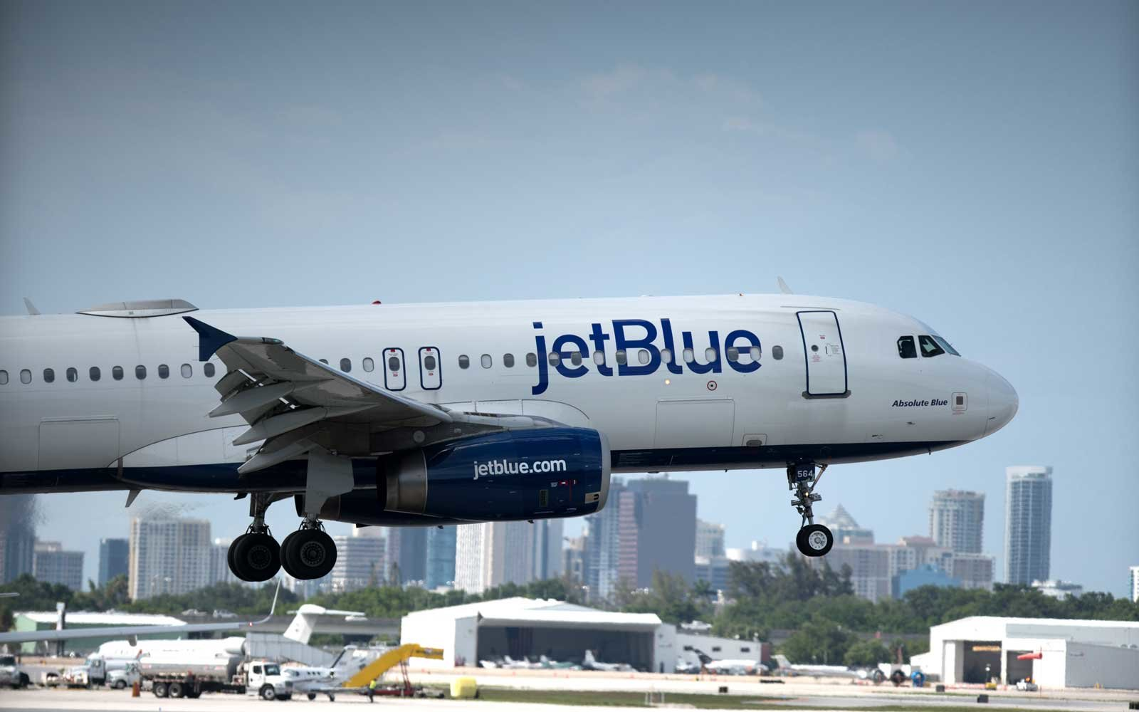 JetBlue Flight Diverted