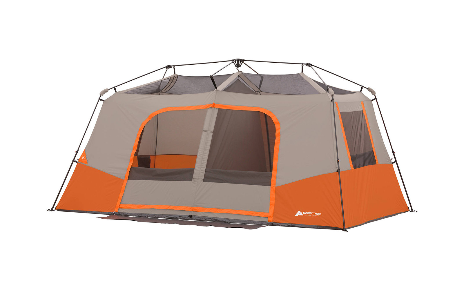Ozark 11-Person Instant Tent with Private Room