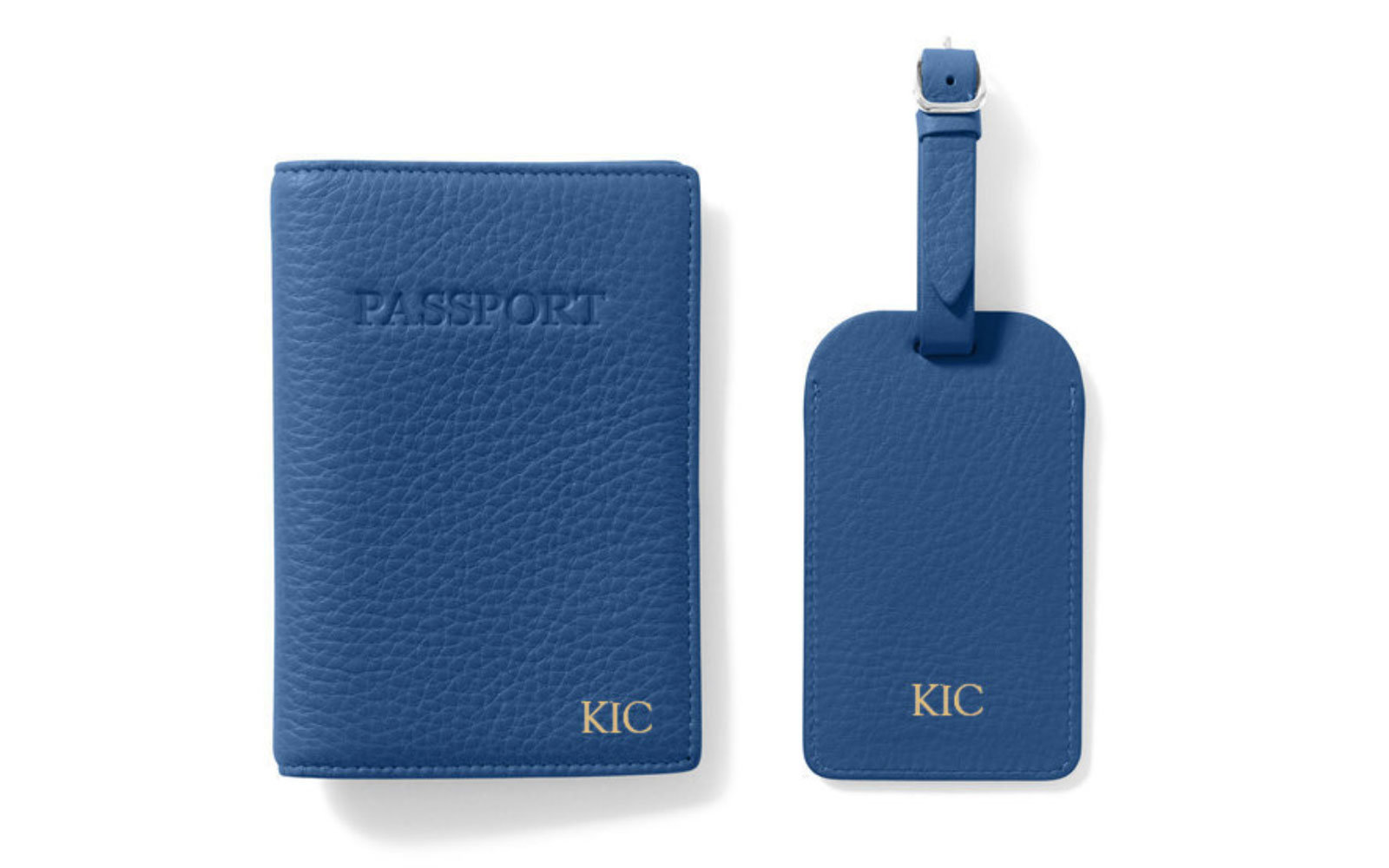 Passport Holder and Luggage Tag