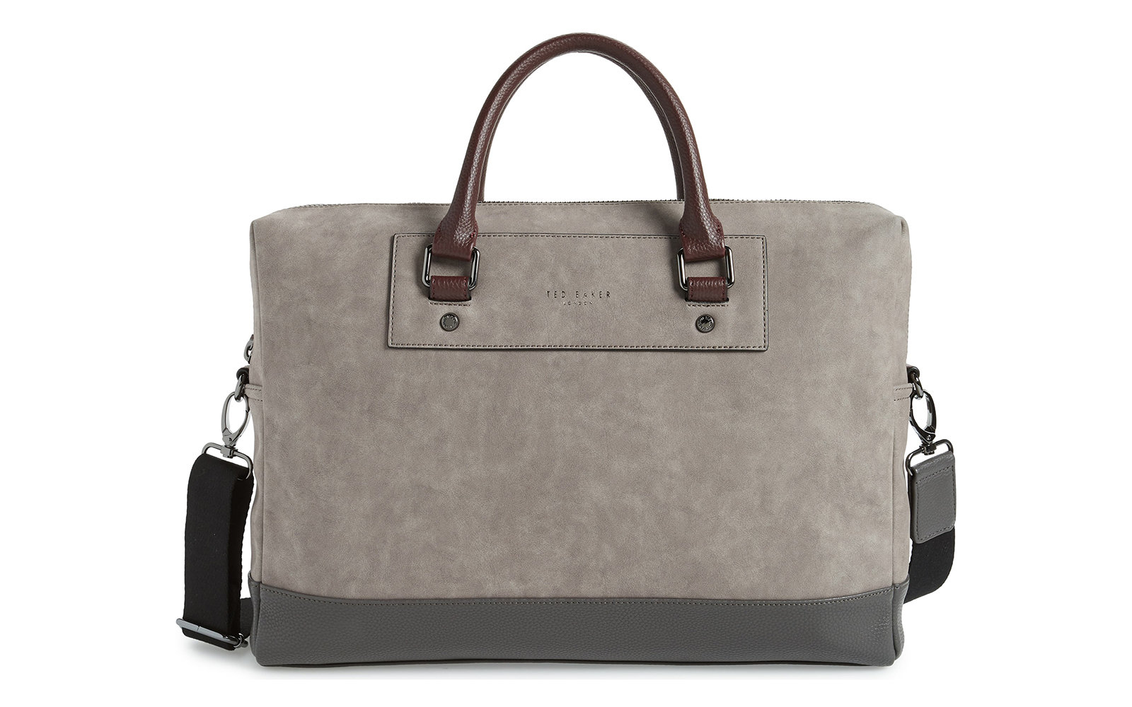 Ted Baker London Pitza Faux Leather Document Bag