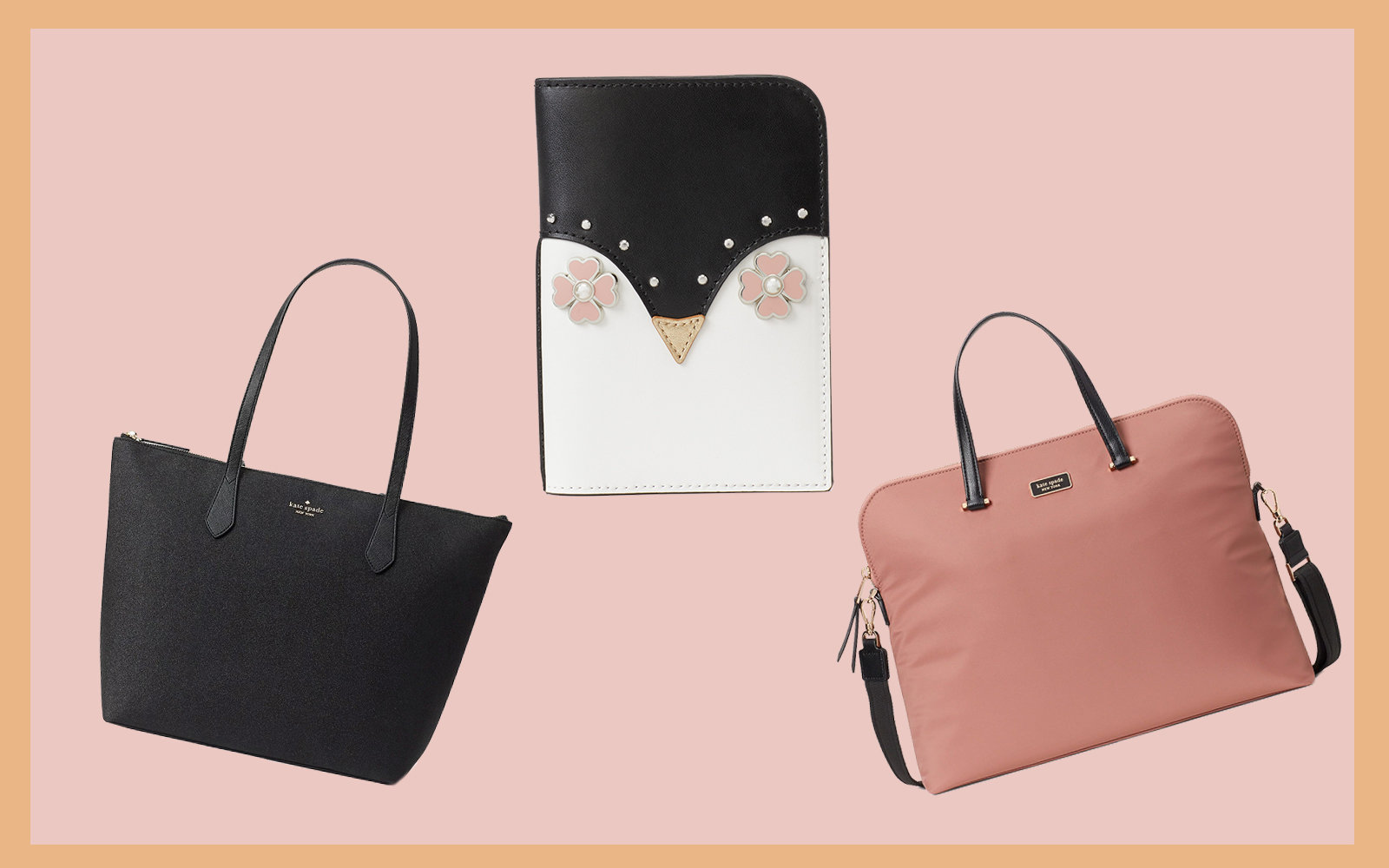Kate Spade Surprise Sale Collage Tout