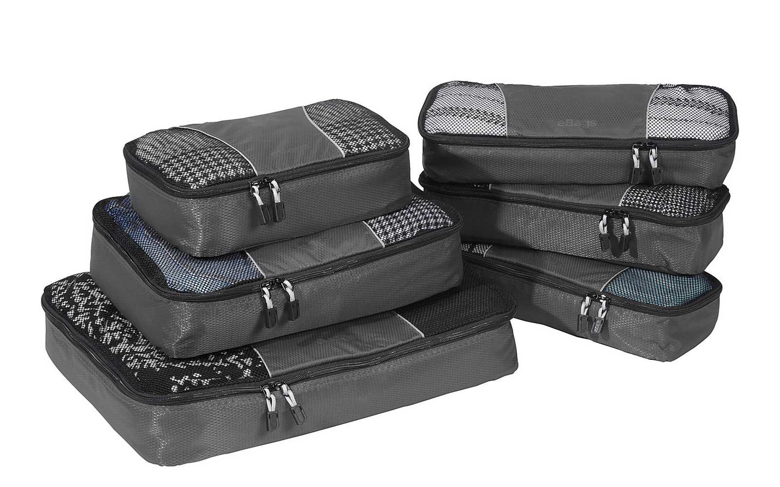 Grey eBags Packing Cubes