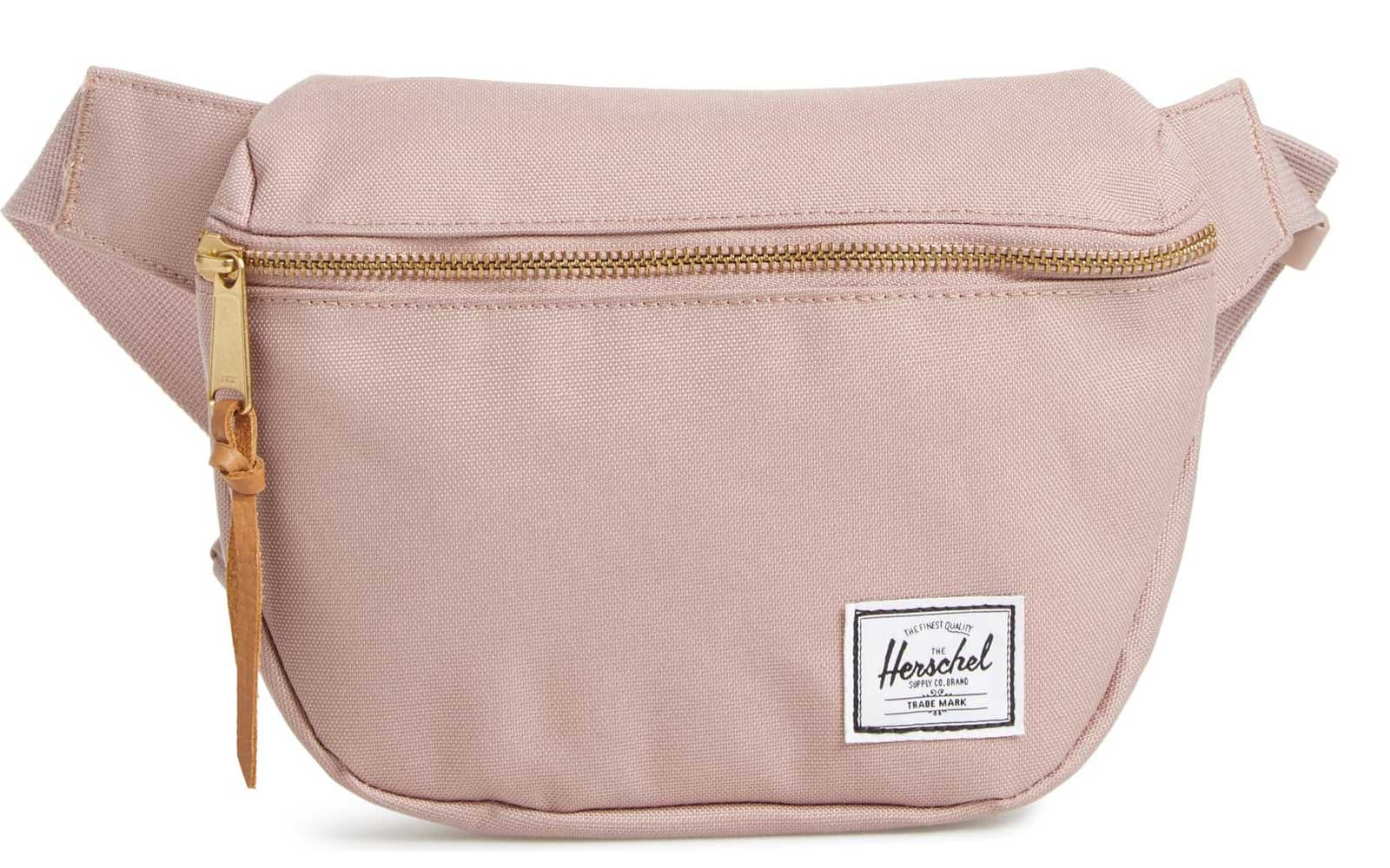 Light Pink Herschel Belt Bag