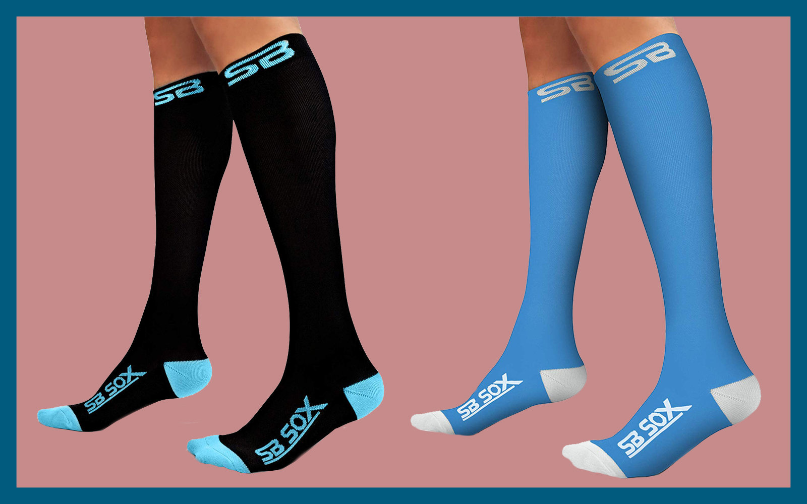 Amazon SB SOX Compression Socks Tout