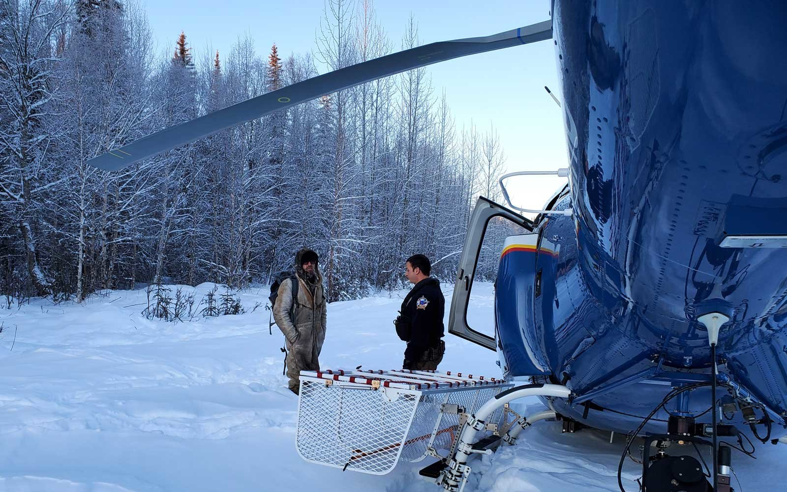 Man survives 20 days in the Alaskan wilderness with peanut butter and canned goods