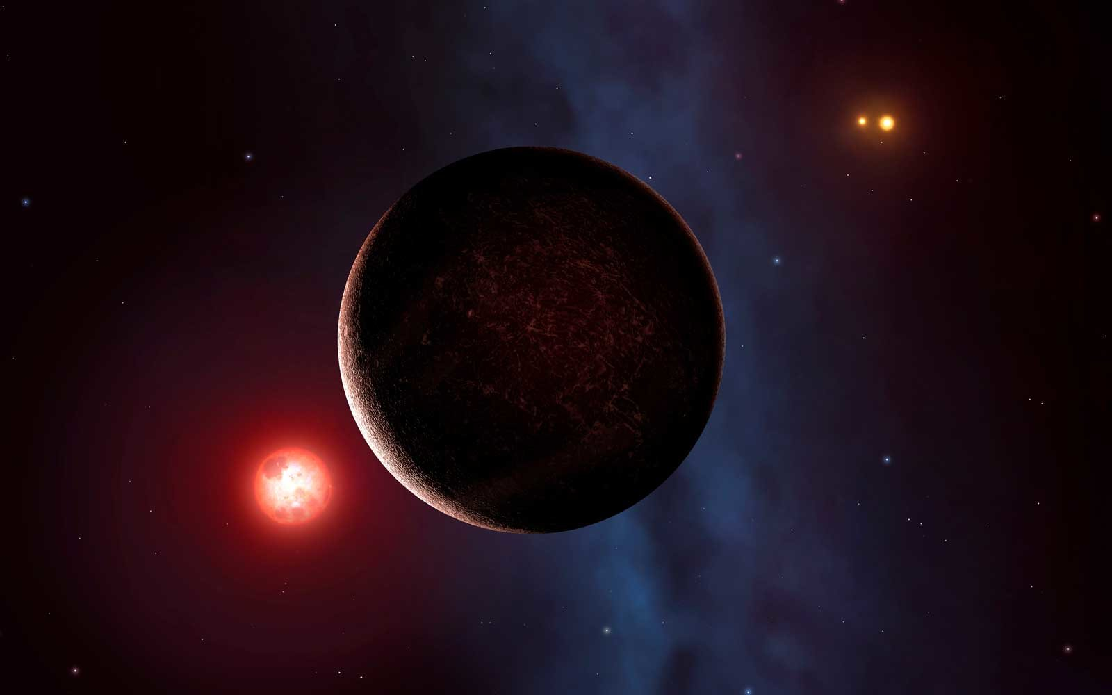 "A potential ""super-Earth"" has been discovered orbiting the closest star to our sun"