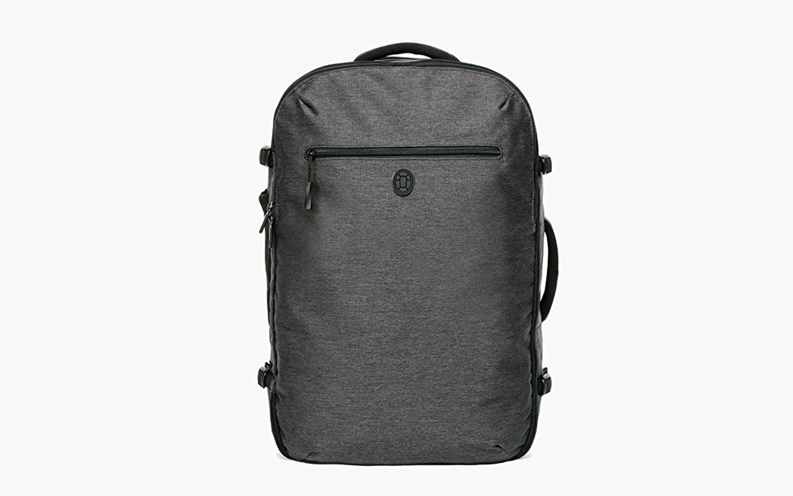 Grey Travel Backpack